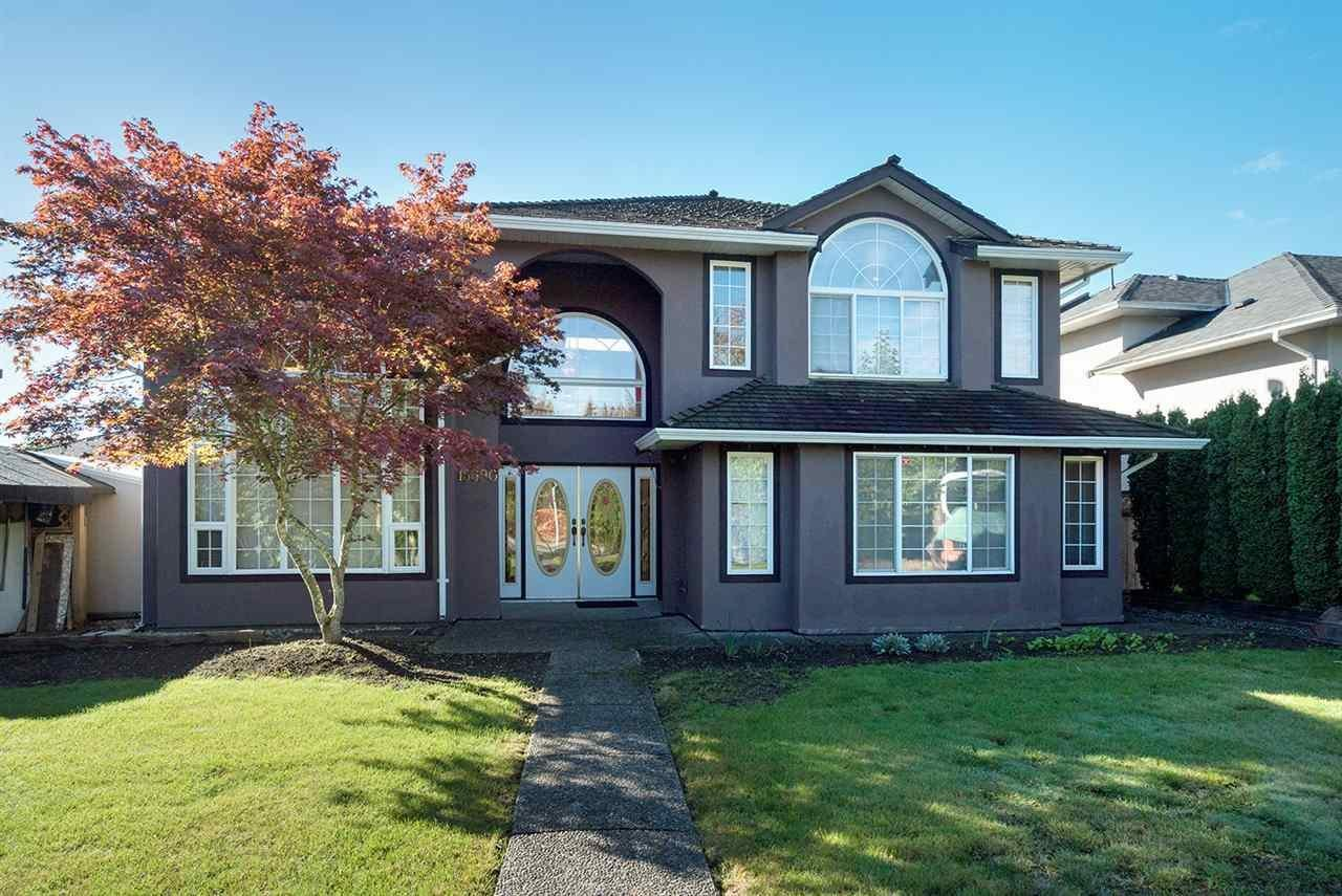 R2111824 - 15690 110 AVENUE, Fraser Heights, Surrey, BC - House/Single Family
