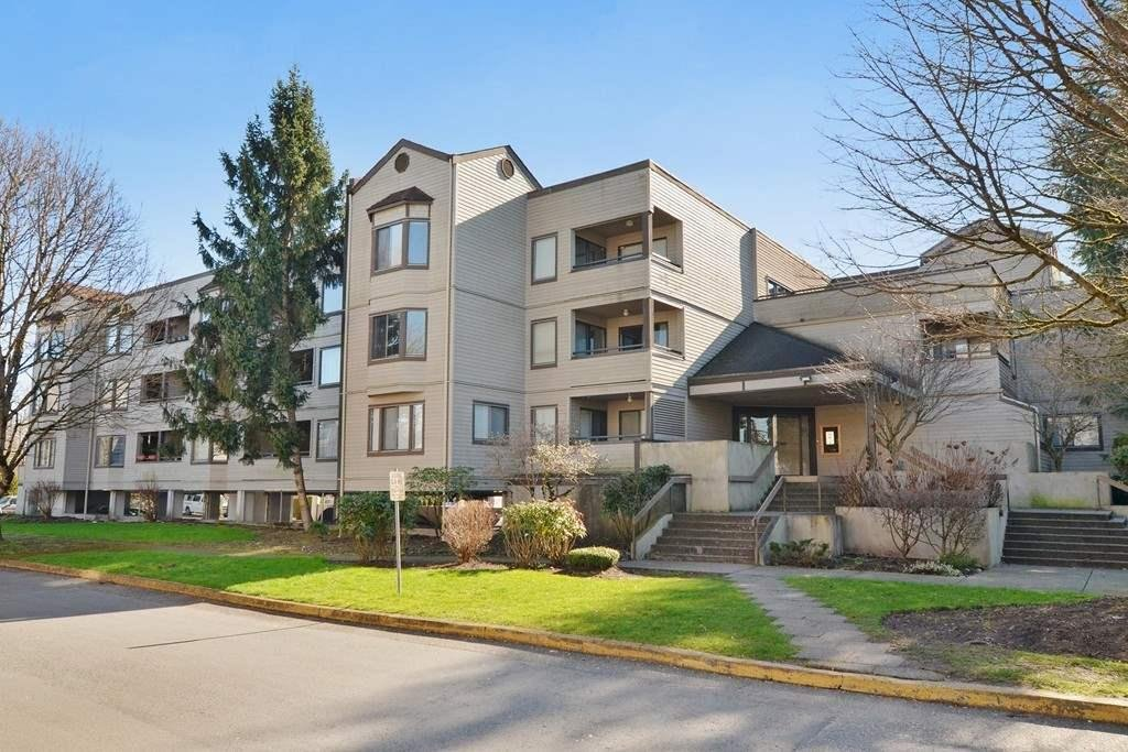 R2111866 - 312 5224 204 STREET, Langley City, Langley, BC - Apartment Unit