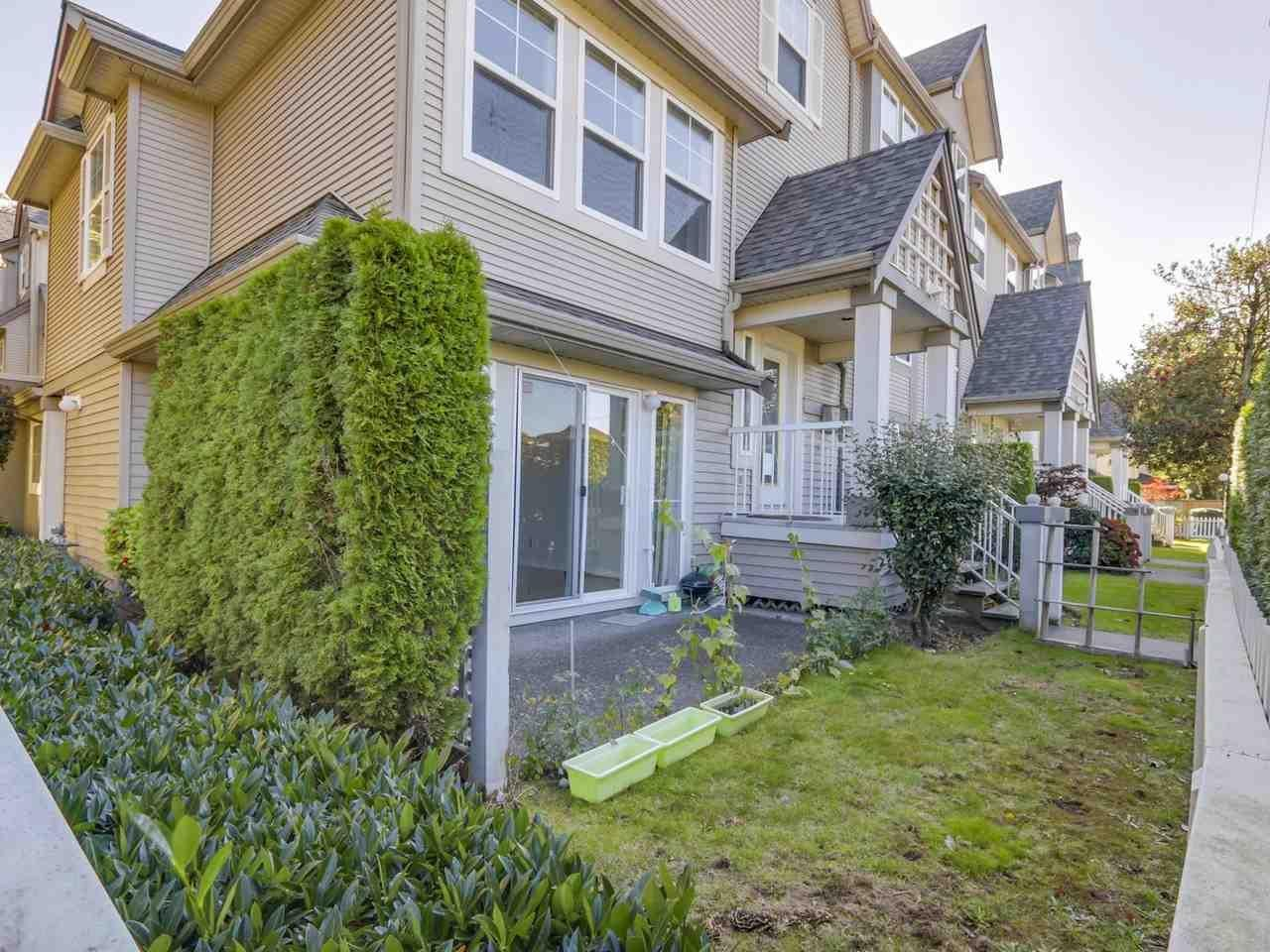 R2111891 - 1 7360 GILBERT ROAD, Brighouse South, Richmond, BC - Townhouse