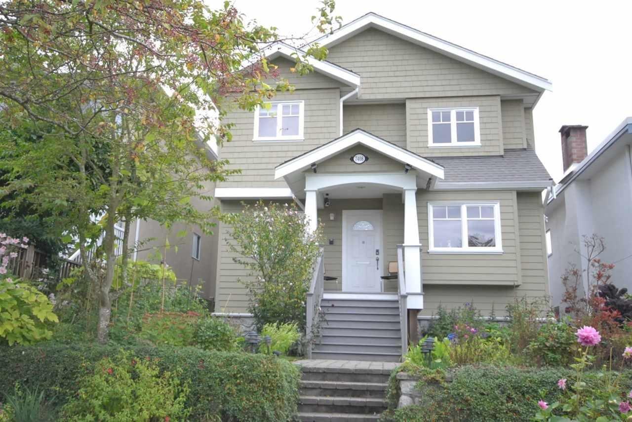 R2112069 - 7408 LABURNUM STREET, S.W. Marine, Vancouver, BC - House/Single Family