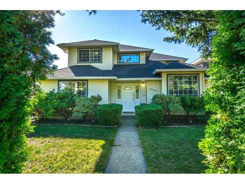 R2112203 - 18502 64 AVENUE, Cloverdale BC, Surrey, BC - House/Single Family