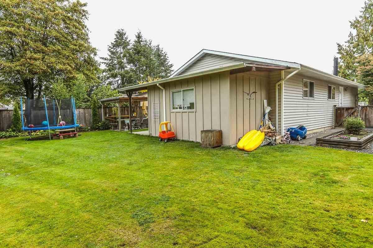 R2112217 - 5013 205B STREET, Langley City, Langley, BC - House/Single Family