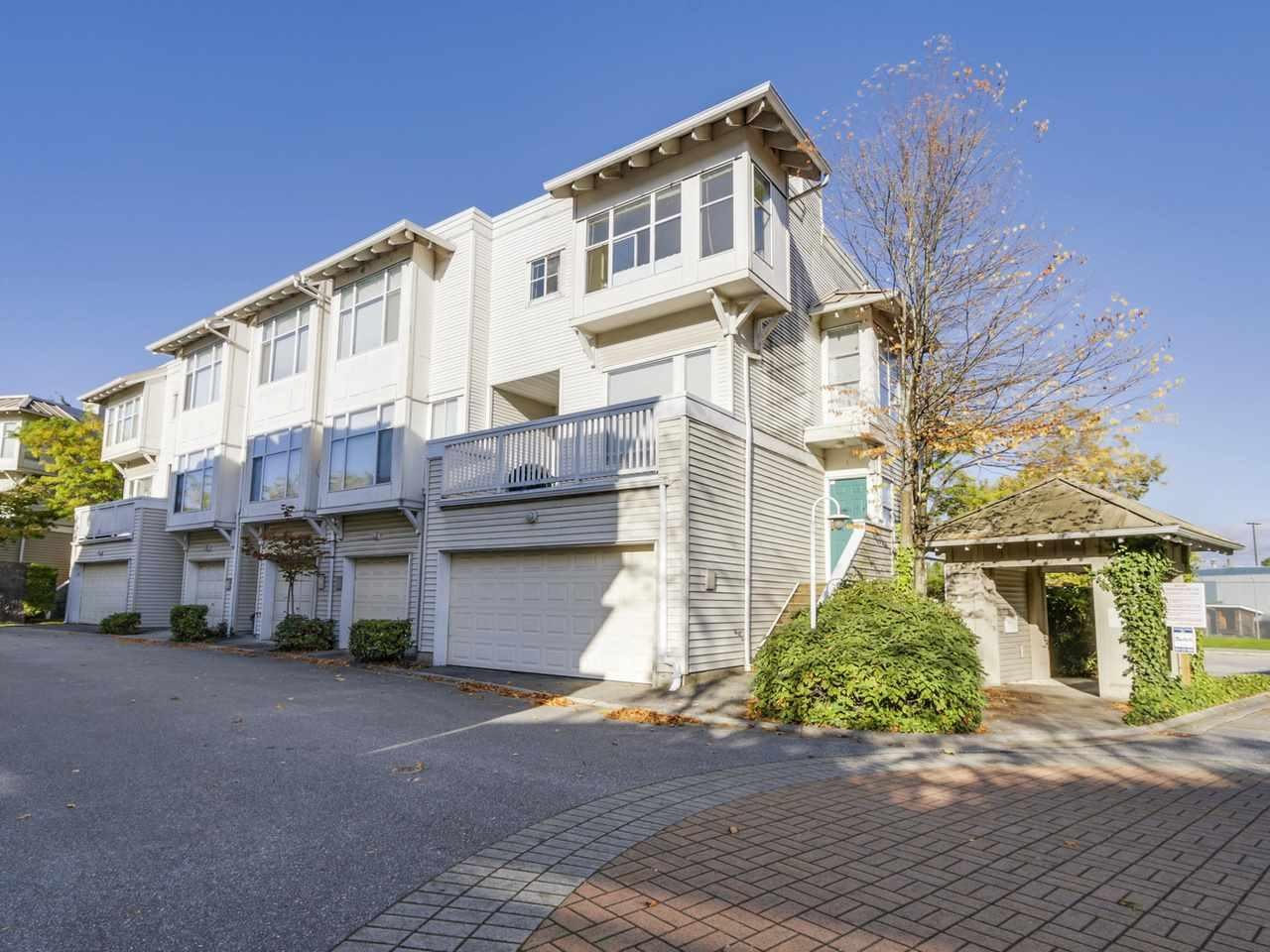 R2112264 - 1 12920 JACK BELL DRIVE, East Cambie, Richmond, BC - Townhouse