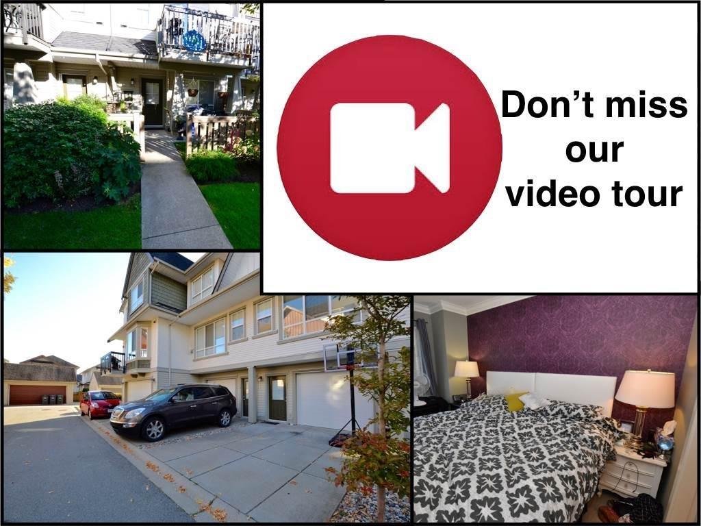R2112516 - 73 7155 189 STREET, Clayton, Surrey, BC - Townhouse
