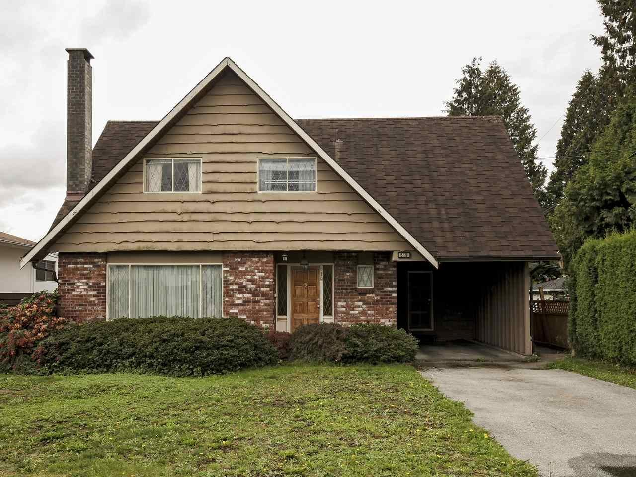 R2112542 - 619 E 16TH STREET, Boulevard, North Vancouver, BC - House/Single Family