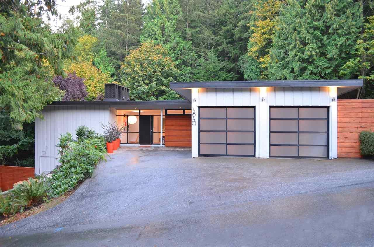 R2112575 - 4840 WATER LANE, Olde Caulfeild, West Vancouver, BC - House/Single Family