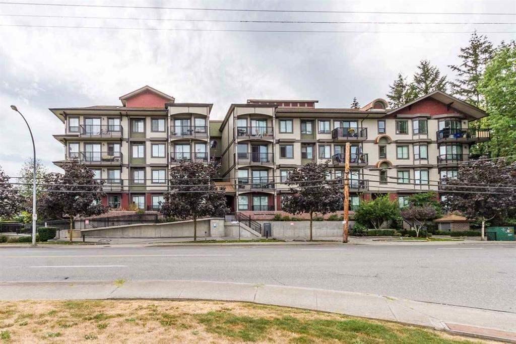 R2112590 - 212 19830 56 AVENUE, Langley City, Langley, BC - Apartment Unit