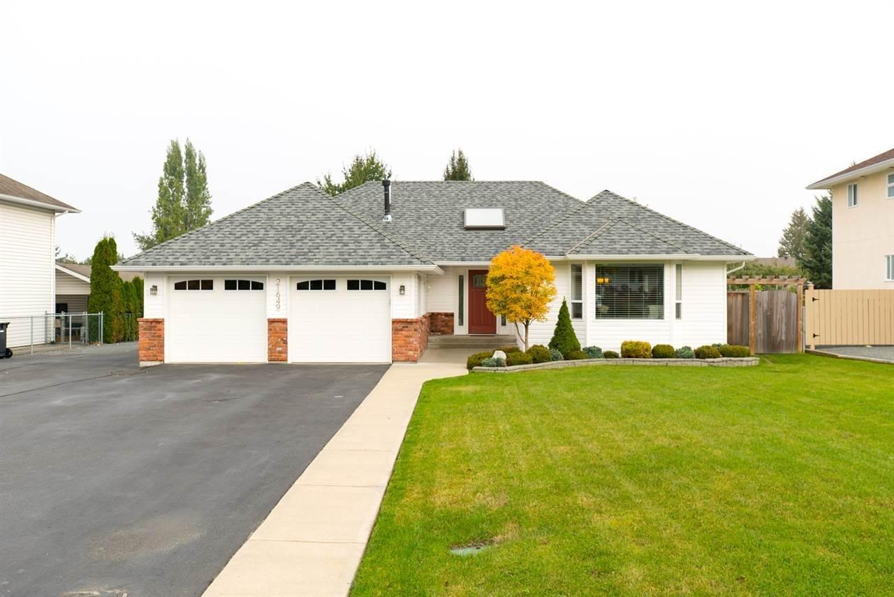 R2112857 - 21649 49A AVENUE, Murrayville, Langley, BC - House/Single Family