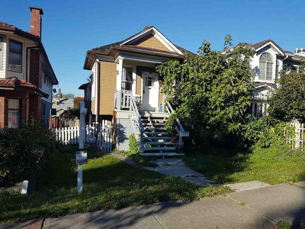 R2112994 - 257 E 38TH AVENUE, Main, Vancouver, BC - House/Single Family
