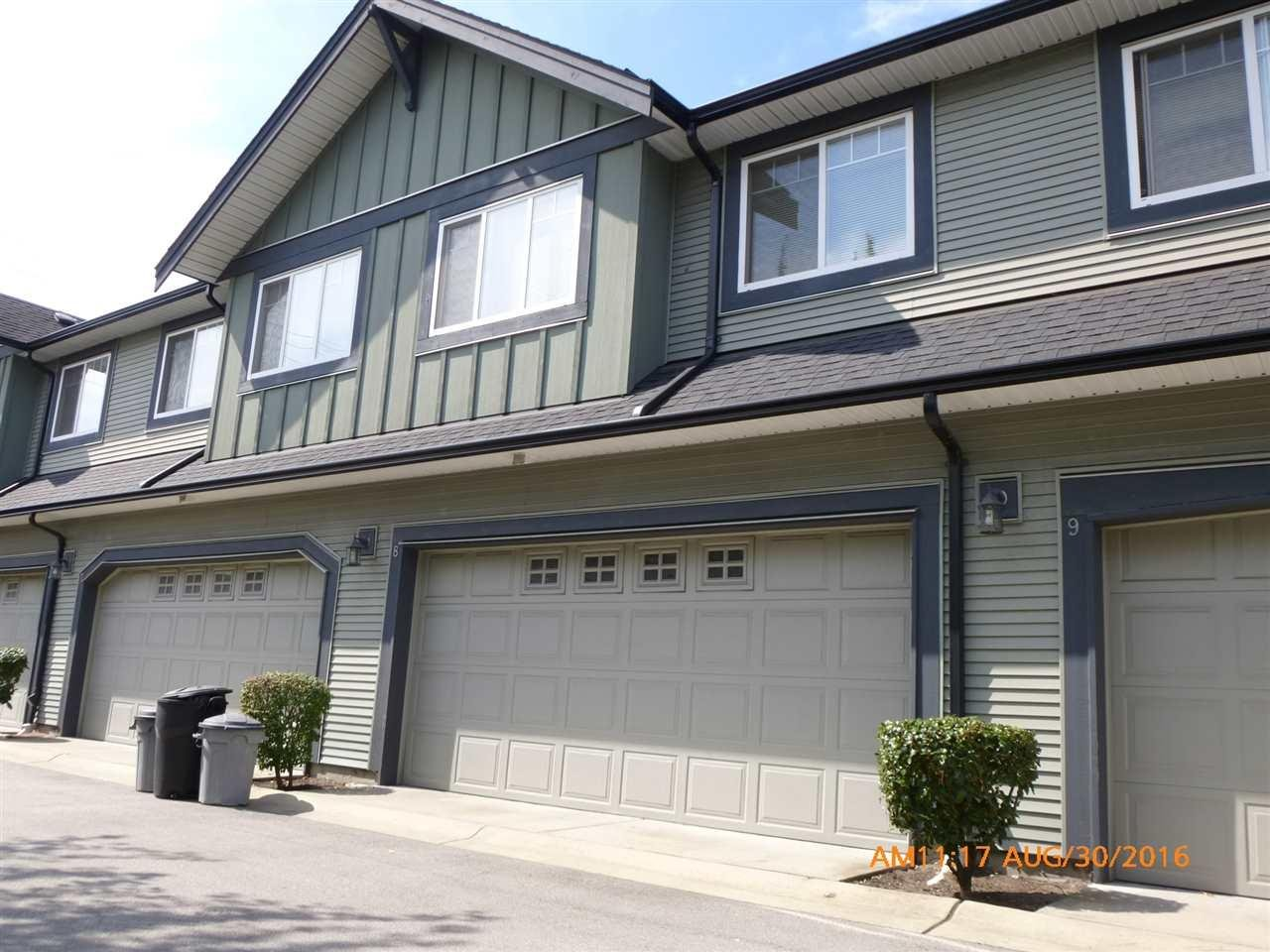 R2113097 - 8 11711 STEVESTON HIGHWAY, Ironwood, Richmond, BC - Townhouse