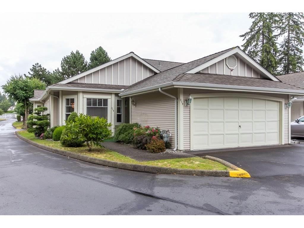 R2113313 - 219 20655 88 AVENUE, Walnut Grove, Langley, BC - Townhouse