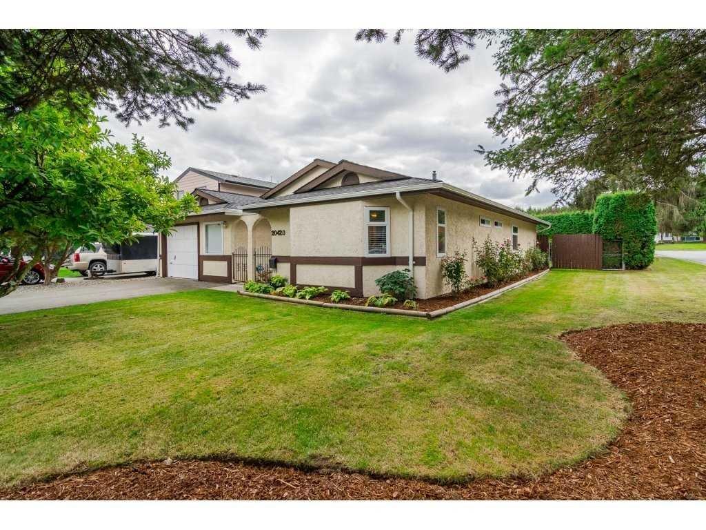 R2113448 - 20420 50 AVENUE, Langley City, Langley, BC - House/Single Family