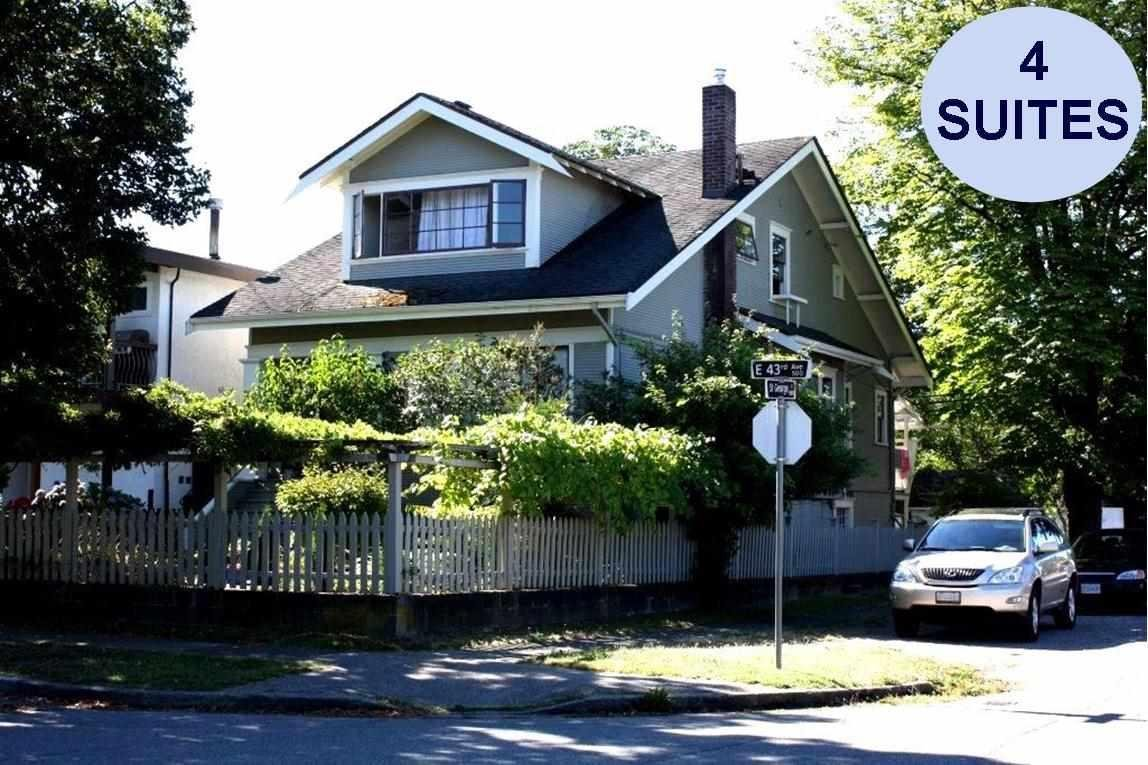 R2113538 - 506 E 43RD AVENUE, Fraser VE, Vancouver, BC - House/Single Family