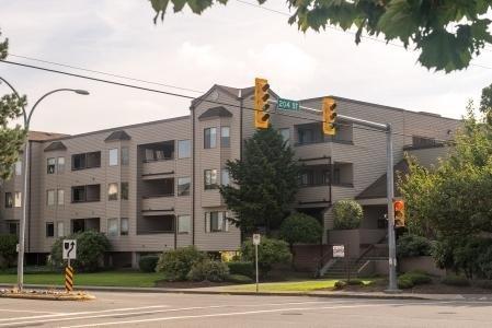 R2113738 - 314 5294 204 STREET, Langley City, Langley, BC - Apartment Unit