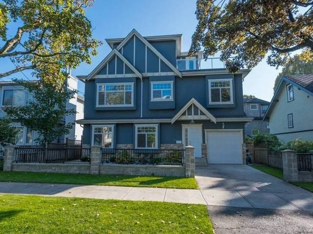 R2113865 - 2210 E PENDER STREET, Hastings, Vancouver, BC - House/Single Family