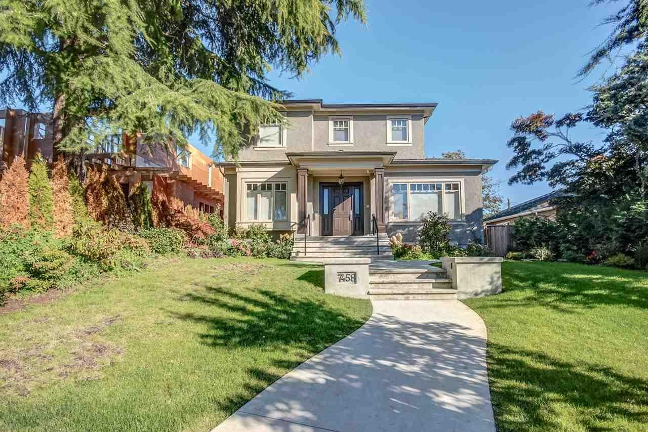 R2113985 - 7458 MAPLE STREET, S.W. Marine, Vancouver, BC - House/Single Family