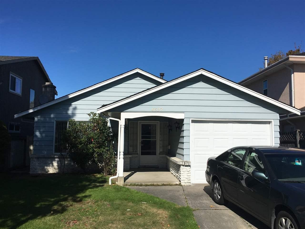 R2114240 - 4637 HERMITAGE DRIVE, Steveston North, Richmond, BC - House/Single Family