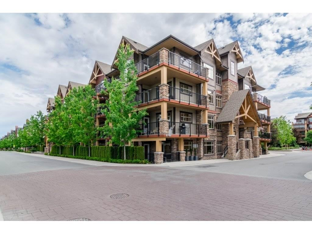 R2114425 - 303 8328 207A STREET, Willoughby Heights, Langley, BC - Apartment Unit