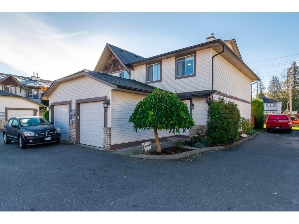 R2115212 - 6 9539 208 STREET, Walnut Grove, Langley, BC - Townhouse