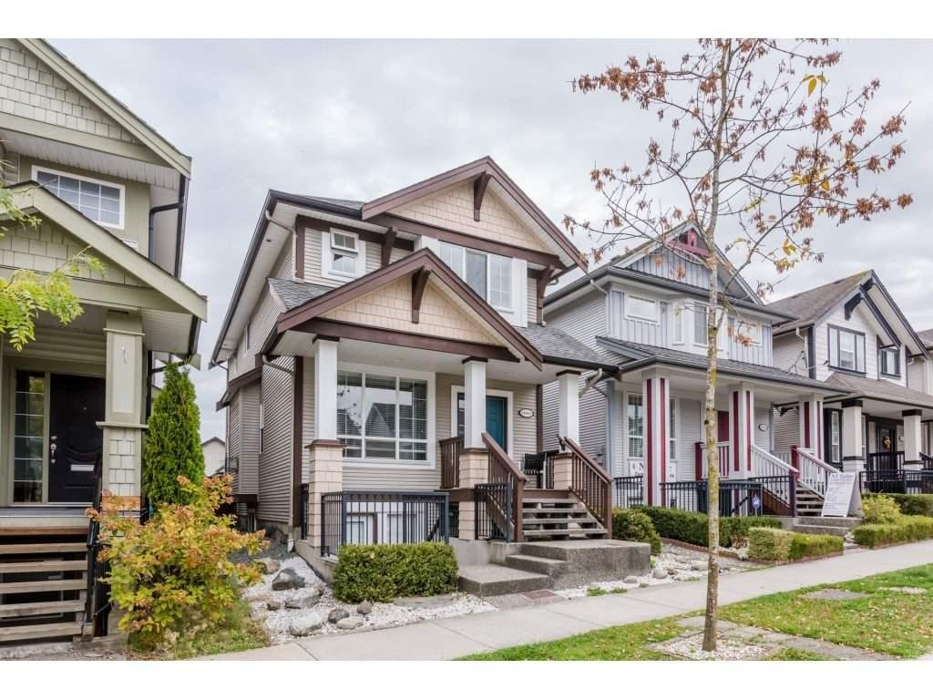 R2115413 - 18965 68 AVENUE, Clayton, Surrey, BC - House/Single Family