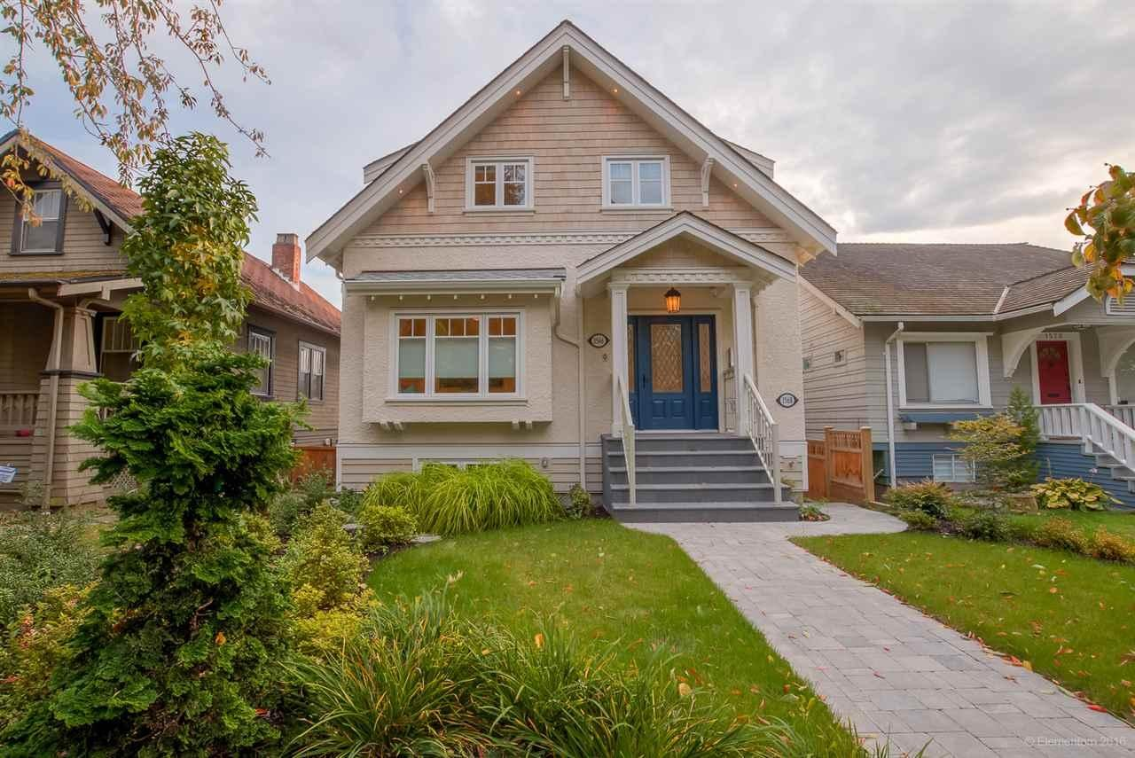 R2115628 - 1566 W 65TH AVENUE, S.W. Marine, Vancouver, BC - House/Single Family