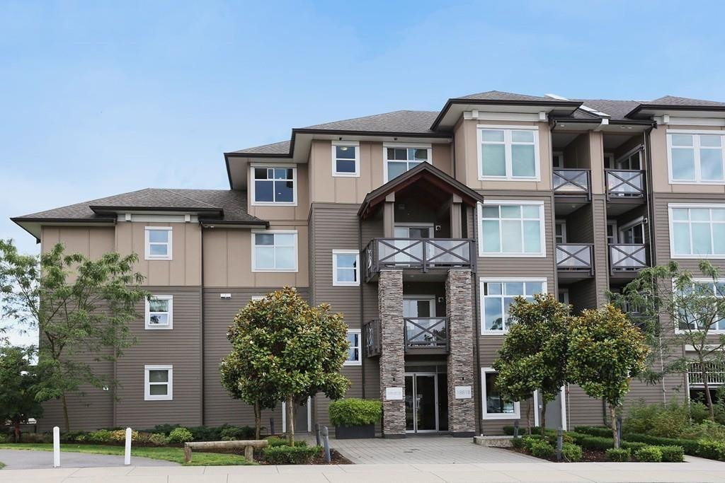 R2115810 - 327 18818 68 AVENUE, Clayton, Surrey, BC - Apartment Unit