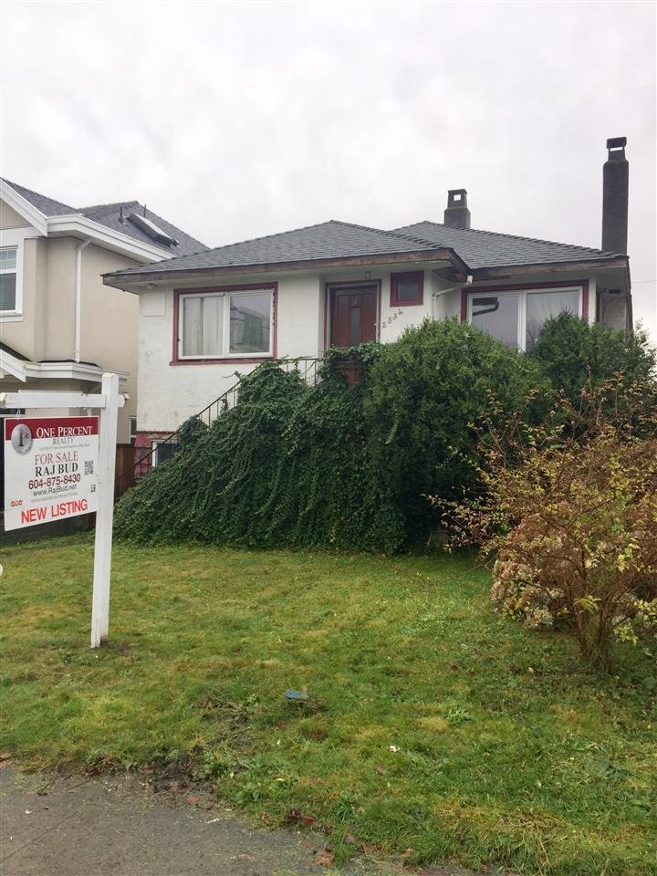R2115880 - 2834 MCGILL STREET, Hastings East, Vancouver, BC - House/Single Family