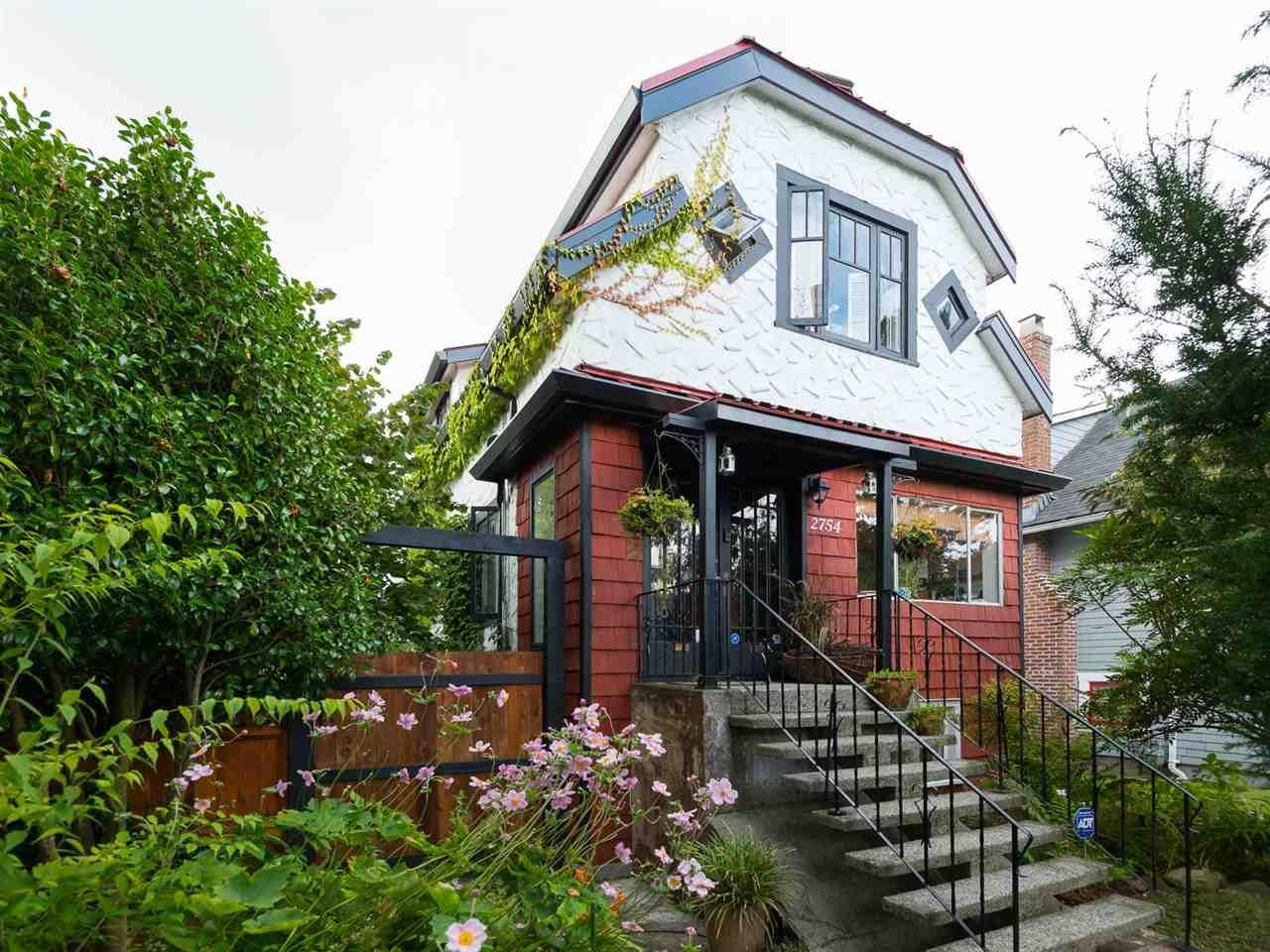 R2115935 - 2754 DUNDAS STREET, Hastings East, Vancouver, BC - House/Single Family