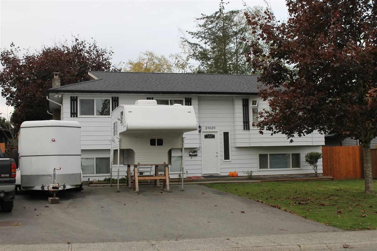 R2116261 - 27029 27B AVENUE, Aldergrove Langley, Langley, BC - House/Single Family
