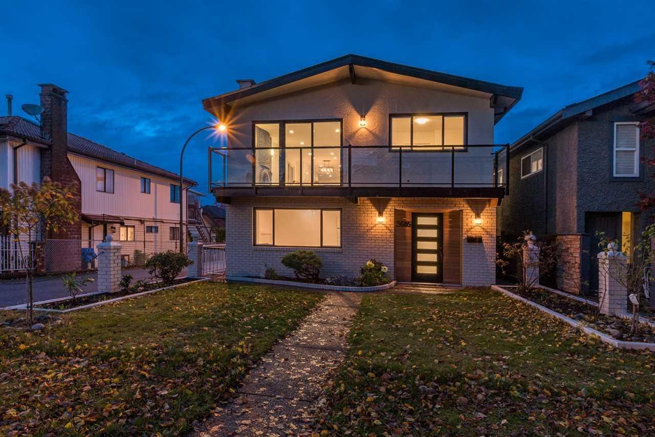R2116348 - 3605 E 27 AVENUE, Renfrew Heights, Vancouver, BC - House/Single Family