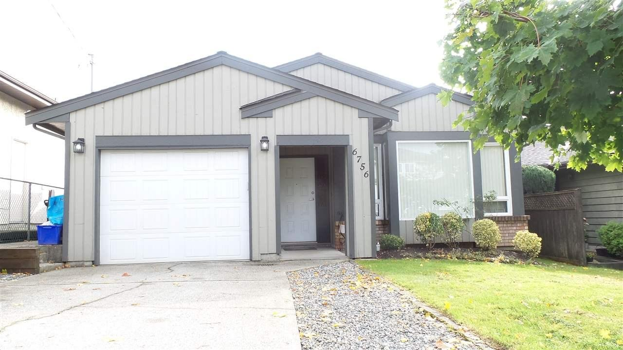 R2116501 - 6756 197 STREET, Willoughby Heights, Langley, BC - House/Single Family