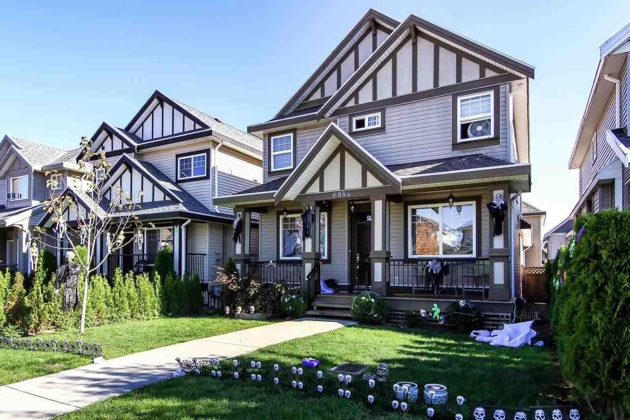 R2116581 - 6884 192 STREET, Clayton, Surrey, BC - House/Single Family