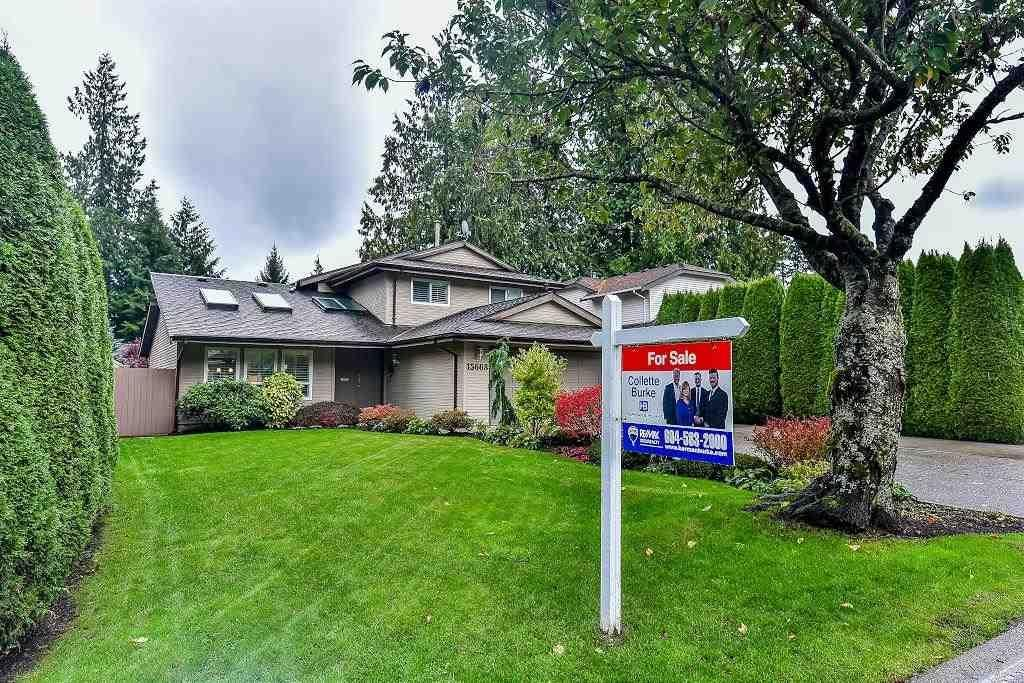 R2117054 - 15668 102B AVENUE, Guildford, Surrey, BC - House/Single Family