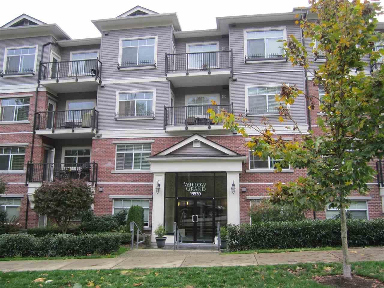 R2117226 - 208 19530 65 AVENUE, Clayton, Surrey, BC - Apartment Unit