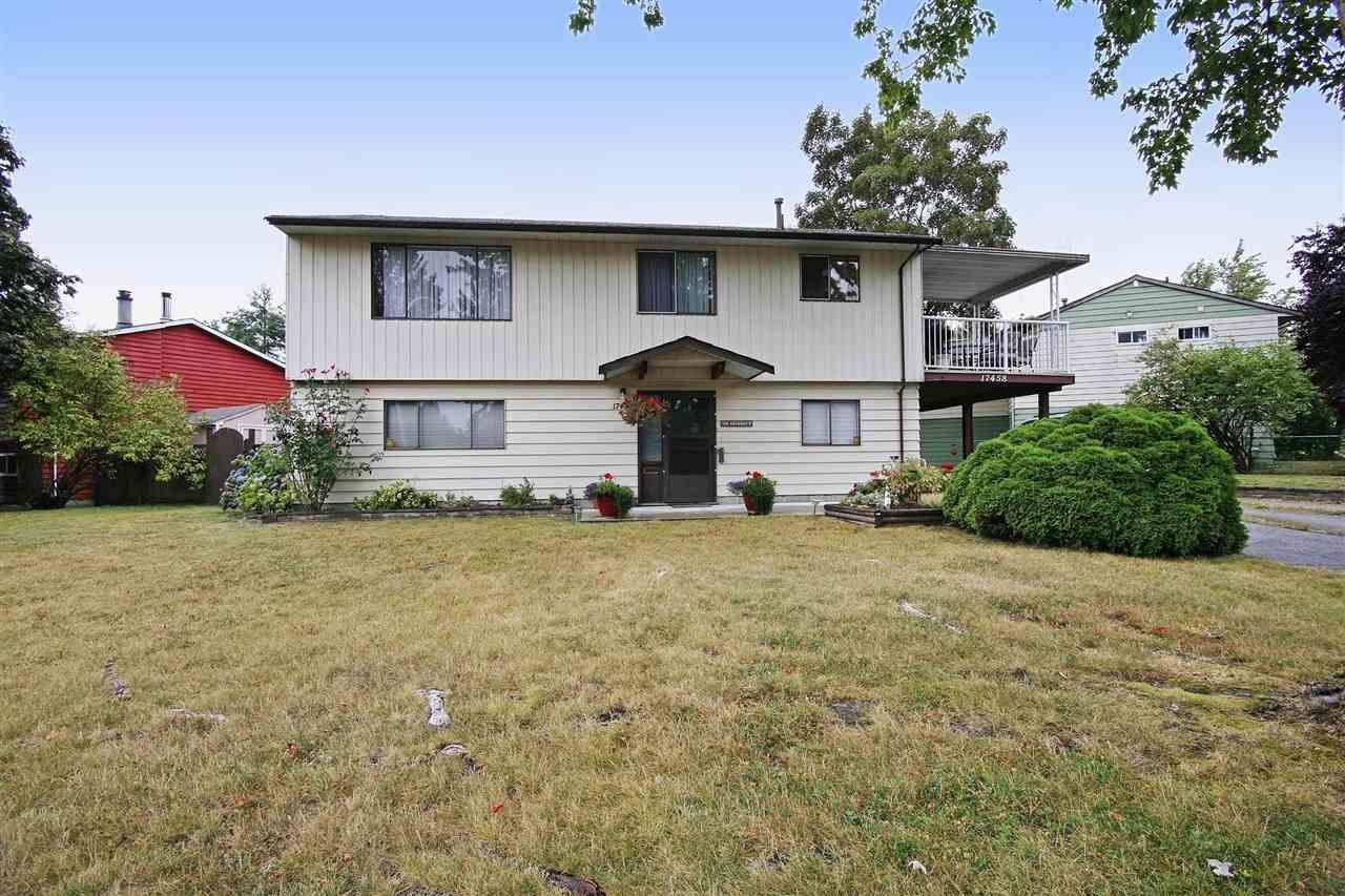 R2117618 - 17458 62A AVENUE, Cloverdale BC, Surrey, BC - House/Single Family