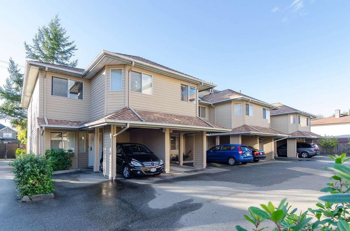 R2117793 - 2 7600 GILBERT ROAD, Brighouse South, Richmond, BC - Townhouse