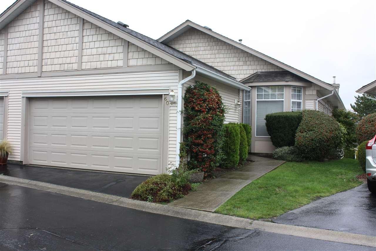 R2118035 - 60 9012 WALNUT GROVE DRIVE, Walnut Grove, Langley, BC - Townhouse