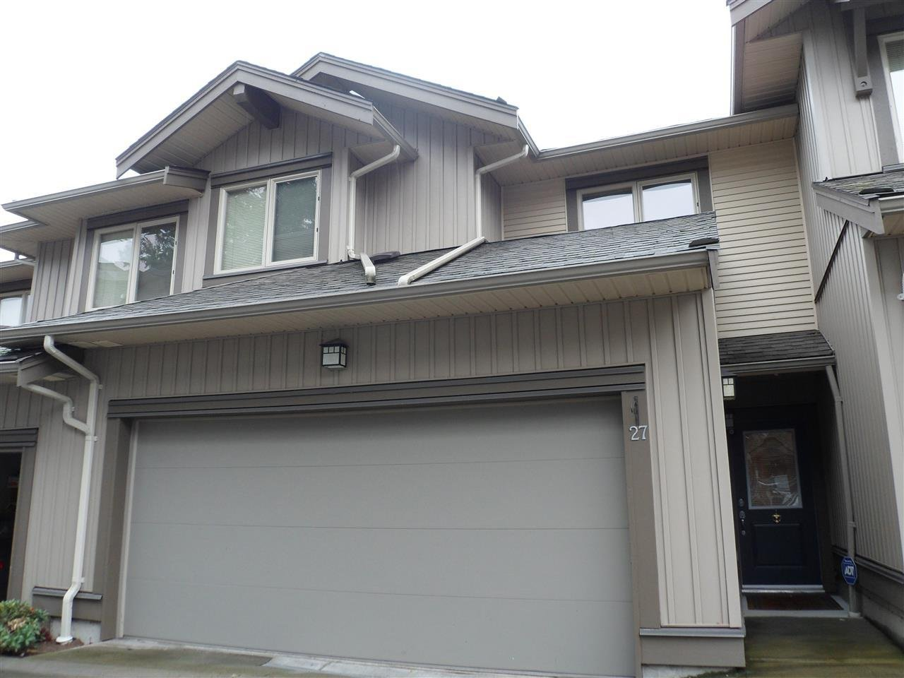 R2118183 - 27 20326 68 AVENUE, Willoughby Heights, Langley, BC - Townhouse