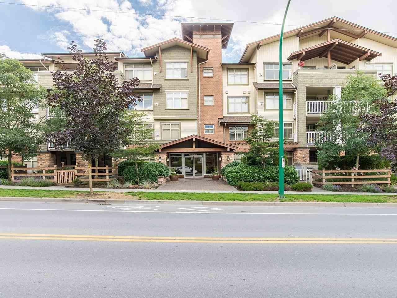 R2118450 - 316 6500 194 STREET, Clayton, Surrey, BC - Apartment Unit