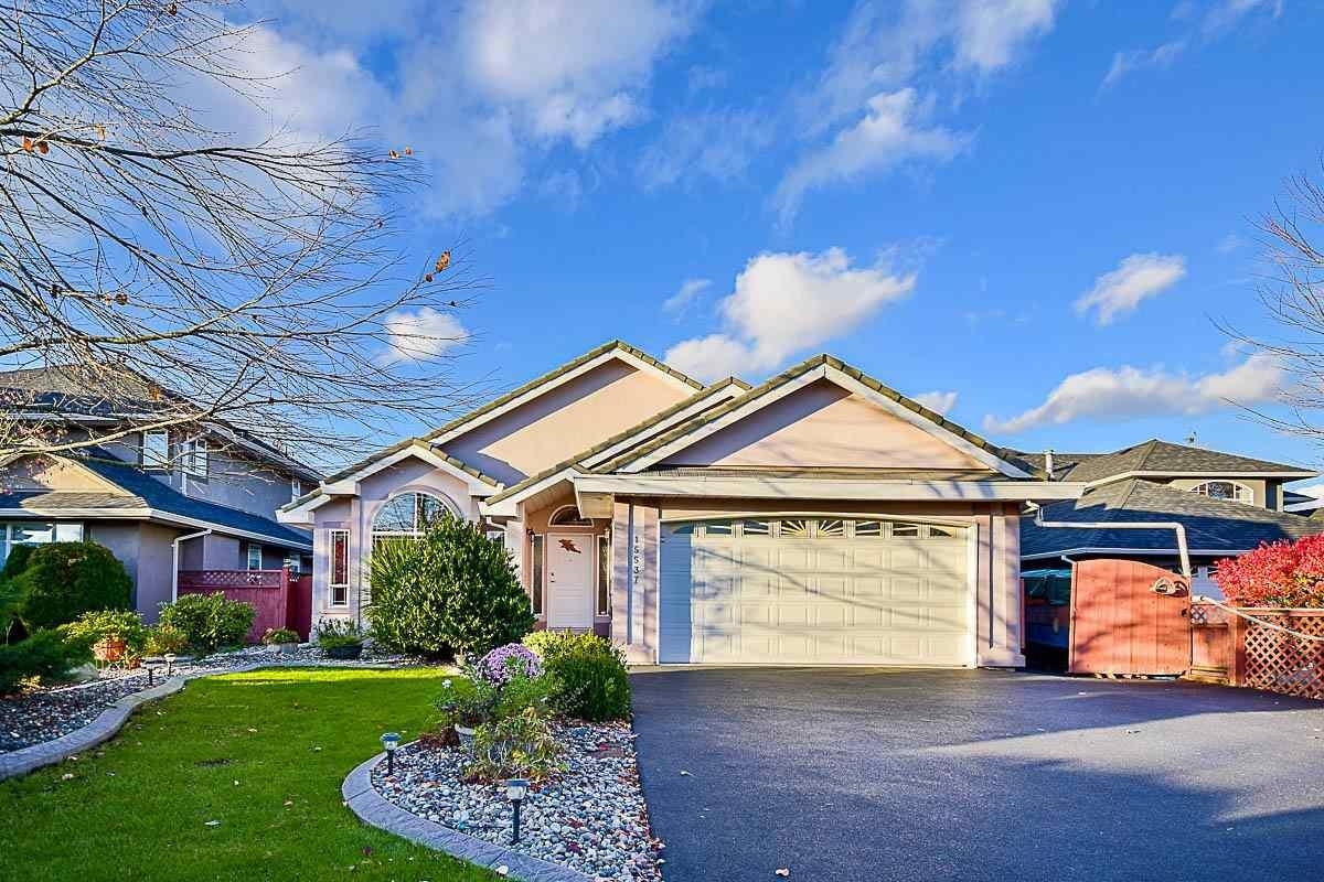 R2118488 - 15537 109A AVENUE, Fraser Heights, Surrey, BC - House/Single Family
