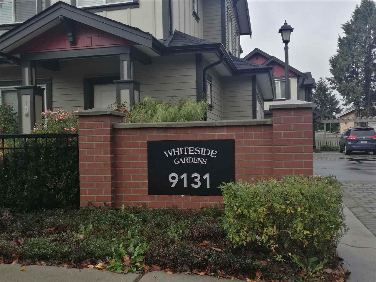R2118680 - 6 9131 WILLIAMS ROAD, Saunders, Richmond, BC - Townhouse