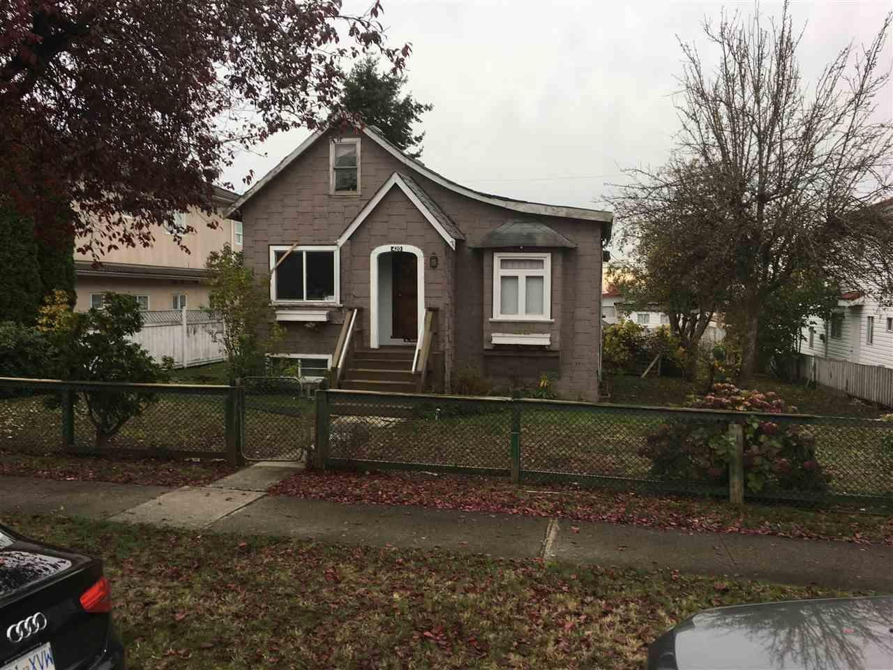 R2118850 - 420 E 56TH AVENUE, South Vancouver, Vancouver, BC - House/Single Family
