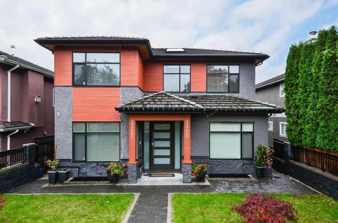R2118917 - 3322 WORTHINGTON DRIVE, Renfrew Heights, Vancouver, BC - House/Single Family