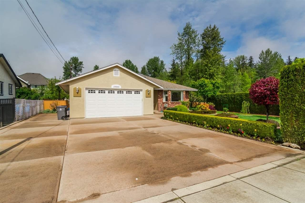 R2118938 - 15883 108TH AVENUE, Fraser Heights, Surrey, BC - House/Single Family