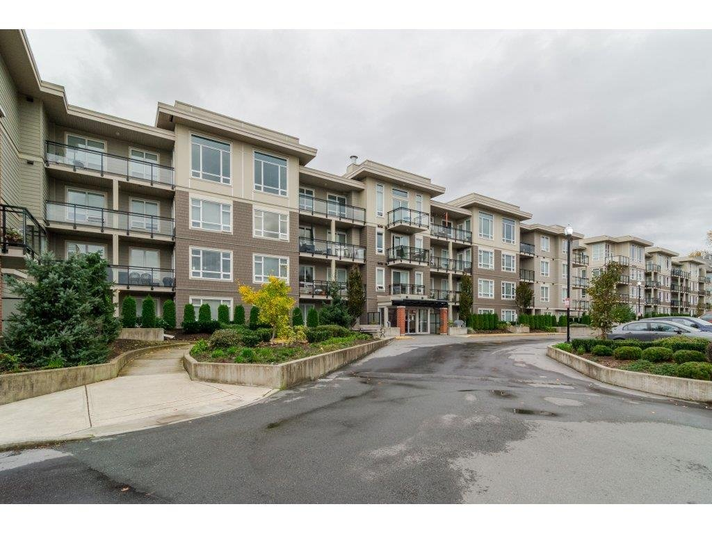 R2118998 - A301 20211 66 AVENUE, Willoughby Heights, Langley, BC - Apartment Unit