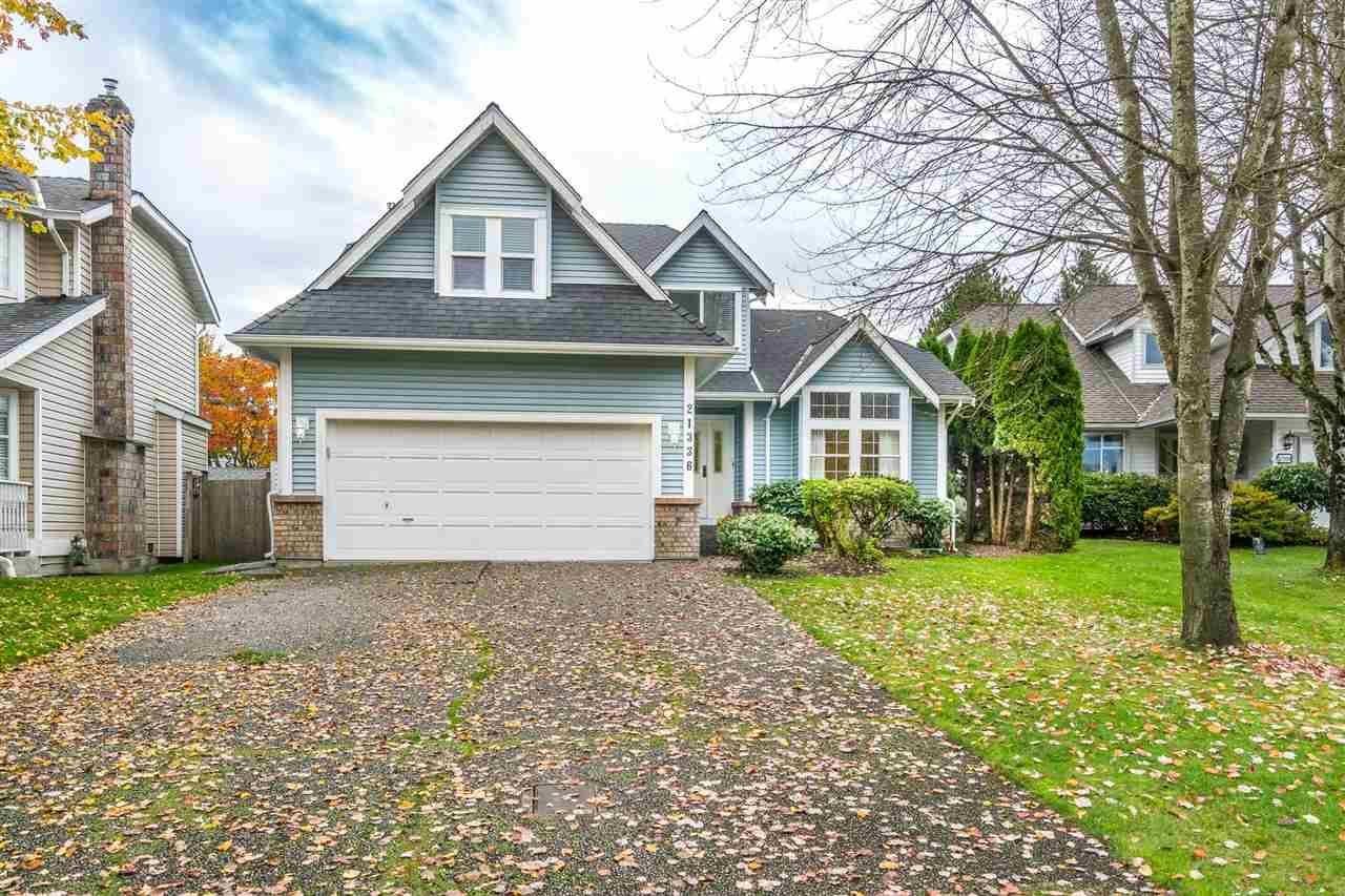 R2119243 - 21336 86 AVENUE, Walnut Grove, Langley, BC - House/Single Family