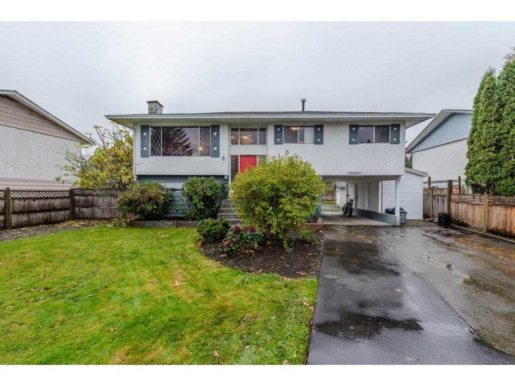 R2119727 - 5481 199A STREET, Langley City, Langley, BC - House/Single Family