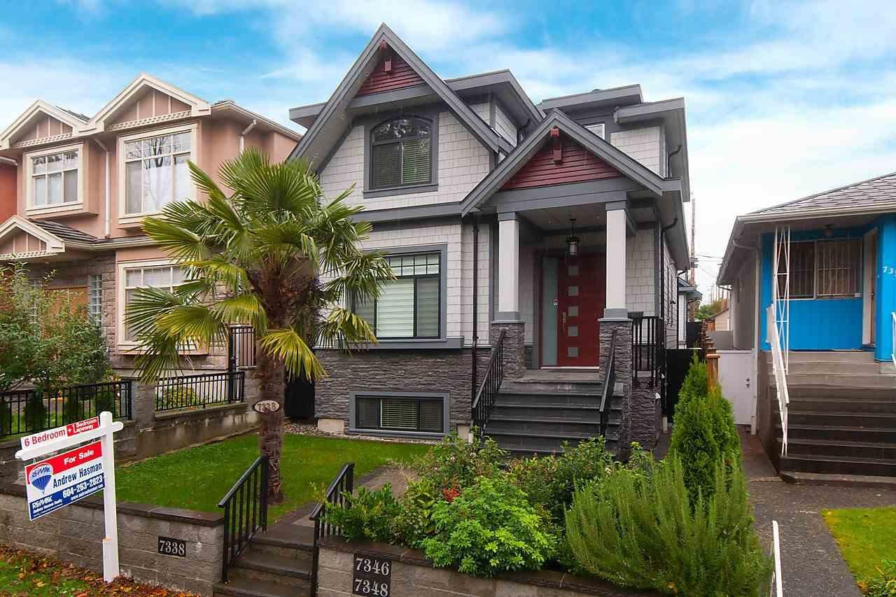 R2119803 - 7338 ONTARIO STREET, South Vancouver, Vancouver, BC - House/Single Family