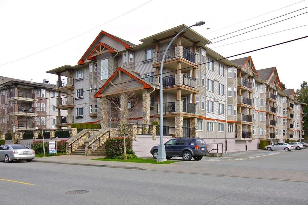 R2120030 - 313 5438 198 STREET, Langley City, Langley, BC - Apartment Unit