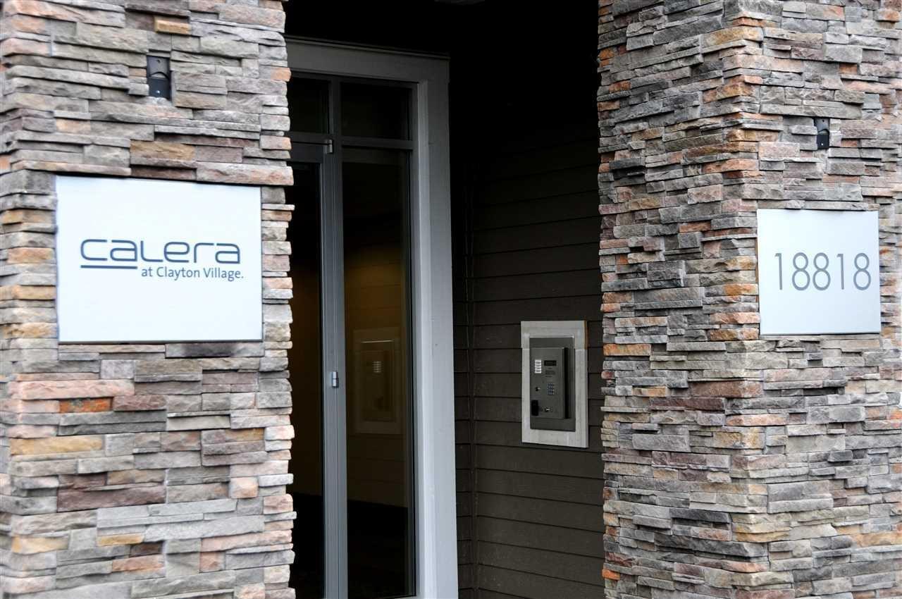 R2120142 - 323 18818 68 AVENUE, Clayton, Surrey, BC - Apartment Unit
